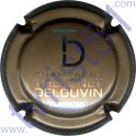 THEVENET-DELOUVIN n°15 grège et métal