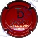 THEVENET-DELOUVIN n°16 grenadine et métal