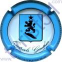 QUATRESOLS-GAUTHIER n°14 contour bleu