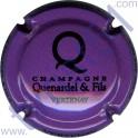 QUENARDEL & FILS n°28d violet