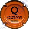 QUENARDEL & FILS n°28i orange pâle