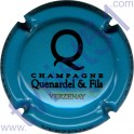 QUENARDEL & FILS n°28k turquoise