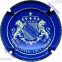 FROMENTIN-LECLAPART n°09 bleu et crème