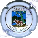 GOULIN-ROUALET : CRS 23 petites lettres