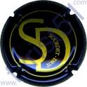 SOURDET-DIOT n°10 bleu métallisé