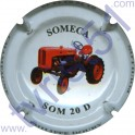 DOURY Philippe n°39d Tracteur SOMECA