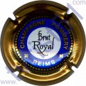 POMMERY : contour or-bronze verso or