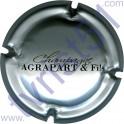 AGRAPART & Fils n°03 argent et noir