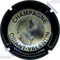 DRIANT-VALENTIN n°14a contour noir