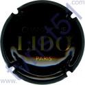 LIDO DE PARIS n°03 noir et or