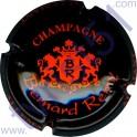 REMY BERNARD n°09 noir et orange