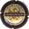 CHARLEMAGNE n°07 contour marron