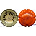 CLICQUOT n°150 contour or