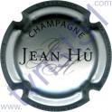 HU Jean n°06b argent et noir