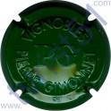 GIMONNET Pierre n°05 estampée vert