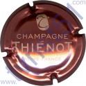 THIENOT Alain n°26d rosé et crème