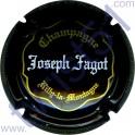 FAGOT Joseph n°22 noir