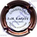 FAGOT J. & H. : contour rosé