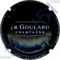GOULARD JM n°10 noir et blanc