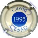 COUTELAS David n°03a César 1995 crème pâle