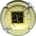 COUVREUR Yves n°13 Jacques Couvreur fond crème