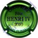 FLINIAUX Régis n°49 2010 vert métallisé et noir