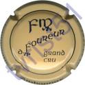 FOUREUR-MARQUET n°06 crème et noir