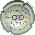 GAUTHIER n°03 crème diamètre 32mm
