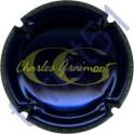 GRAIMONT Charles n°05 bleu métallisé et or