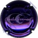 GRAIMONT Charles n°06 violet métallisé et or