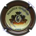 GRUMIER Maurice n°17 millésime 2002