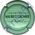GRUMIER Maurice n°22 vert pâle et noir