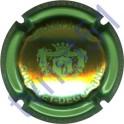 GUERLET-DEGUERNE n°16 or contour vert