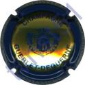 GUERLET-DEGUERNE n°18 or contour bleu