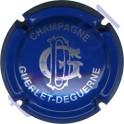 GUERLET-DEGUERNE n°27 bleu et argent