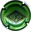 HAMM n°13 vert métallisé