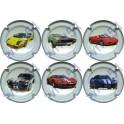 ARMAND BRUNO n°05 série 6 voitures de course
