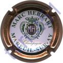 HEBRART Marc n°03 contour cuivre ( rosé )