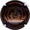 HERBELET C. n°12 bordeaux et or