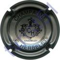HERBELET C. n°11 gris-argenté et noir