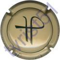 HEUCQ P. & F. n°17 crème et noir