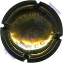 KRUG n°42a millésime 1988 diamètre 32mm