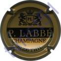 LABBE Pascal n°02a bronze foncé et noir