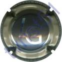 LACOURTE-GODBILLON n°13 contour gris ( marron )