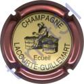 LACOURTE-GUILLEMART n°08 contour rosé