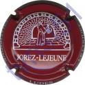 JOREZ-LEJEUNE : rouge et blanc