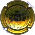 GODBILLON-PONTILLART : or-jaune et noir