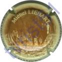 LIEBART Michel n°08 crème et marron