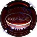 MAITRE n°13 Rosé de Saignée bordeaux et argent