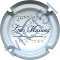 MASSING Louis n°15 fond blanc date grise